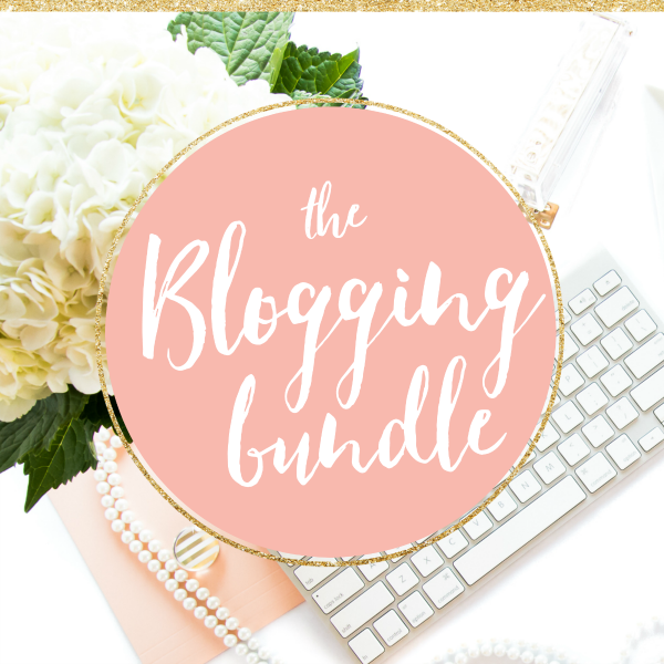 The Blogging Bundle