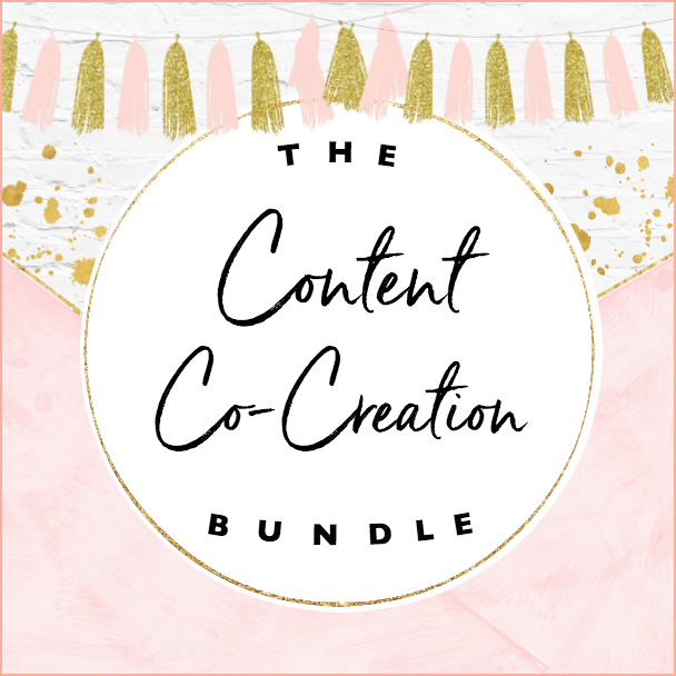 Content Co-Creation Bundle