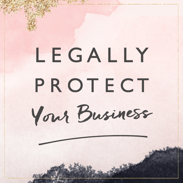 Legally Protect Your Business